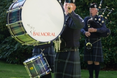 Pipe Band Fyvie Castle-45
