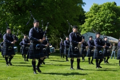 Pipe Band Fyvie Castle-51