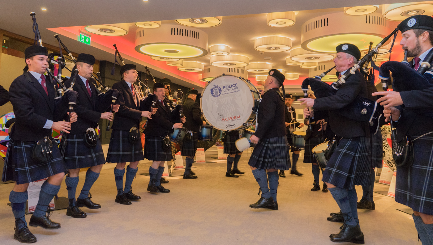 Pipe Band - Anchor Event-4