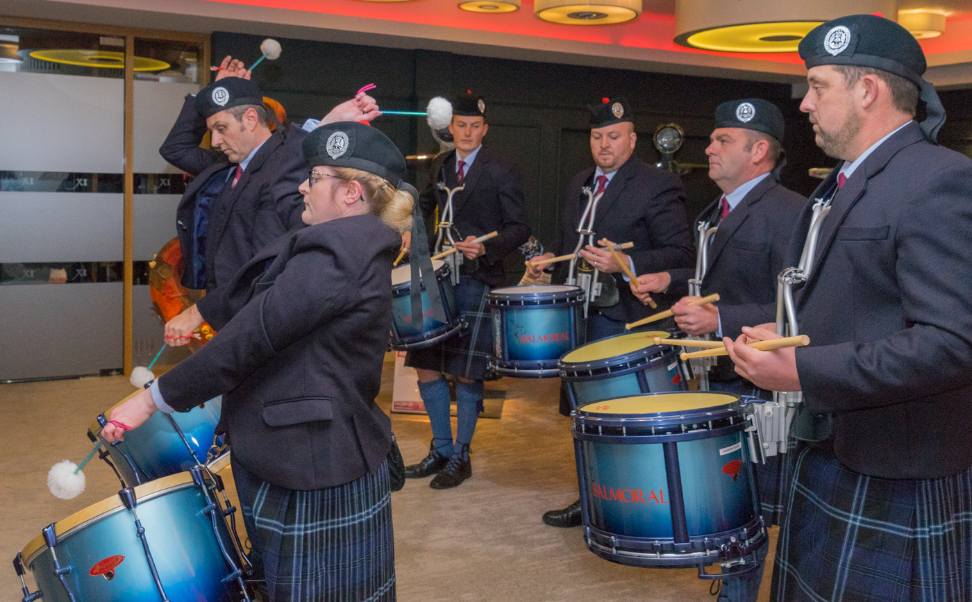 Pipe Band - Anchor Event-9